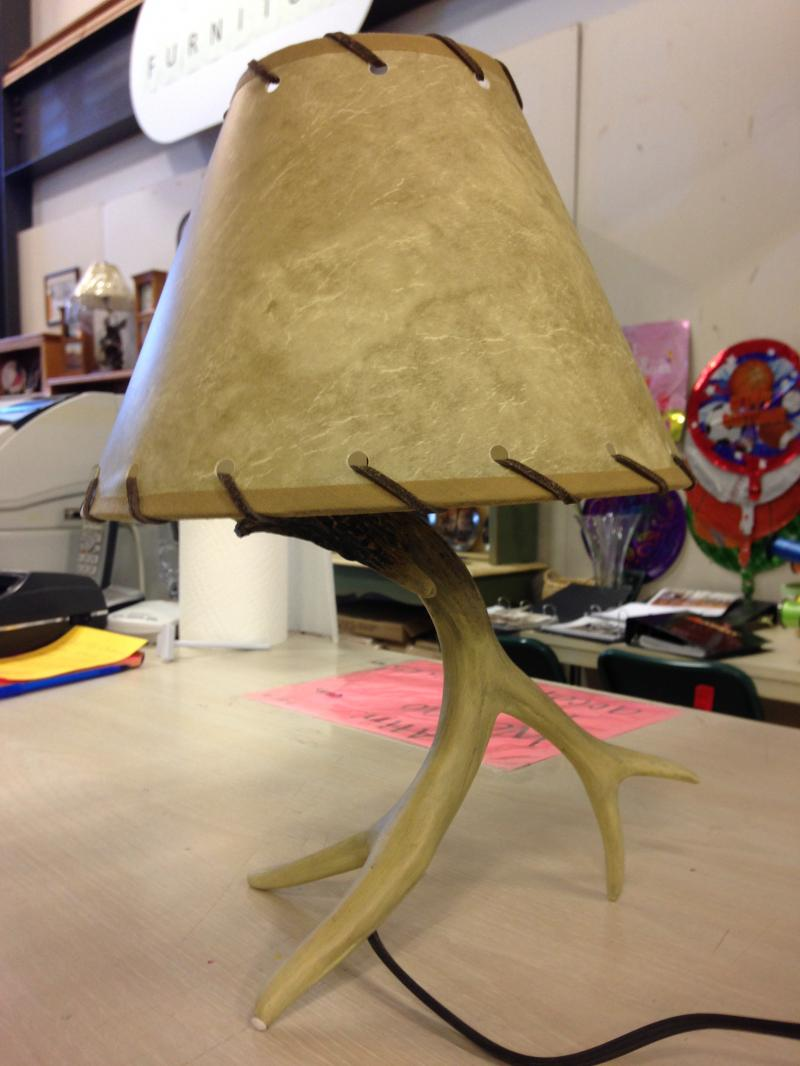 Antler Desk Lamp
